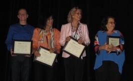 award; commitment to coaching